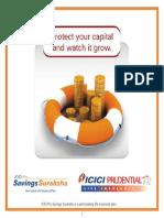 ICICI Pru Savings Suraksha