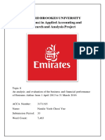 Sample on Topic 8 Emirates Part 1- 3