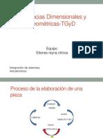 Tolerancias Dimensionales y Geométricas TGyD PDF
