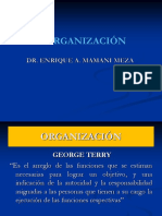 ORGANIZACION- administracion de empresas