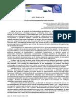 A Nova Era Genomica e a Biodiversidade Brasileira