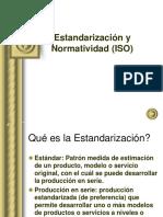 Cap v GerI (9) Estandariz, Calidad y Normatividad