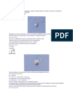 Dinamica de Los Satelites