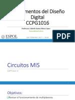 Diseño modular de sistemas digitales