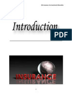 life insurance an investment alternative.docx