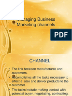 BM -Distribution Channels