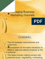 BM -Distribution Channels