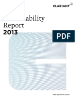 Clariant_SustainabilityReport_2013