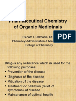 Pharmaceutical Chemistry of Organic Medicinals.pptx