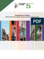 Politecnico2014_ISCN-GULFSustainableCampusCharterReport