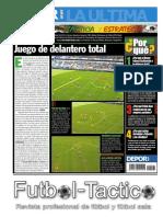 futbol tactico