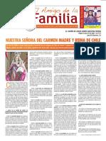 EL AMIGO DE LA FAMILIA 16 julio 2017