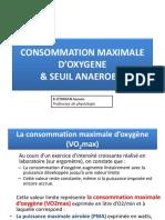 VO2max Et Seuils