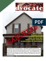 August 2006 National Fair Housing Advocate