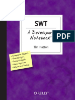 SWT - A Developers' Notebook - ch15