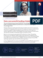 Faster, more powerful handling of database workloads