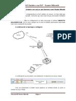 Configuración de Nat Estático Con Una Pc Que Funciona Como Router Mikrotik Versión 5