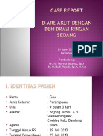 Case Report Diare Ppt