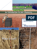 Introduction Soil Chemistry