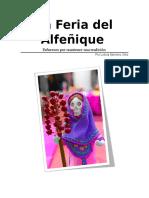 La Feria Del Alfeñique