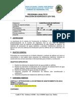Civ346 Contenido y Bibliografia Uagrm 2
