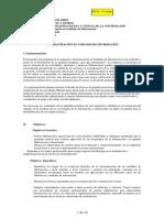 Programa Automatización 2011- II