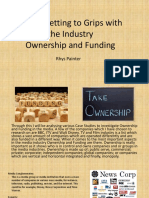 Unit 8 Task 1 Ownership and Funding