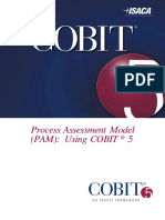 Process Assessment Model PAM - Using Cobit 5