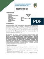 Civ229 Contenido y Bibliografia Uagrm