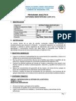Civ201 Contenido y Bibliografia i Uagrm