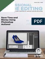 Workflow Batch Processing Photoshop P