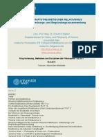 MuDSS11 Stadler IfPRing-VO2011
