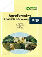 07 Agroforestry a Decade of Development