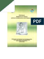 Pedoman Bimbingan Teknis Asuhan Kebidanan Dan Perinatal