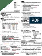 Resumen Juego - Formula D