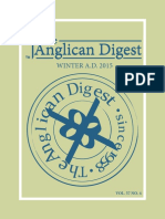 The Anglican Digest – Winter 2015