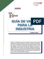 guía de vapor para la industria