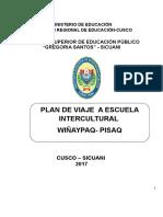 plan de viaje  a  pisac finalllllll.doc