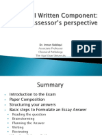 2nd How to Prepare for FCPS Part II Theory Copy Dn Imran 2nd Session