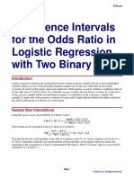 Confidence Intervals for the Odds Ratio in Logistic Regression with Two Binary X's.pdf