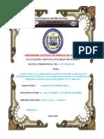 Implementación de Políticas de Salud y Seguridad Ocupacional en Las Organizaciones