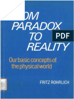 From Paradox to Reality F. Rohrlich