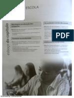 Santrock (2012). Escola (Cap 10, pp. 338-50)