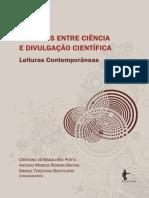 Dialogos Entre Ciencia e Divulgacao Cientifica