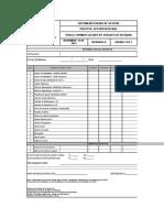 FGI 29 Formato Listado de Chequeo Botiquin
