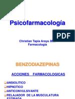 Farmacología Sistema Nervioso Central