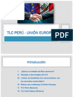 TLC PERÚ-UE