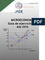 Guia de Trabajos Practicos Micro 2016 DEEFI