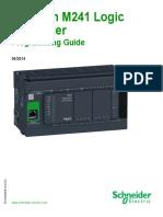 MODICON M241 PROGRAMMING GUIDE.pdf
