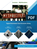 Update Modern IT Infrastructure – Mythbusters